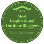 Most Inspirational Outdoor Bloggers