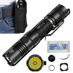best small tactical flashlight